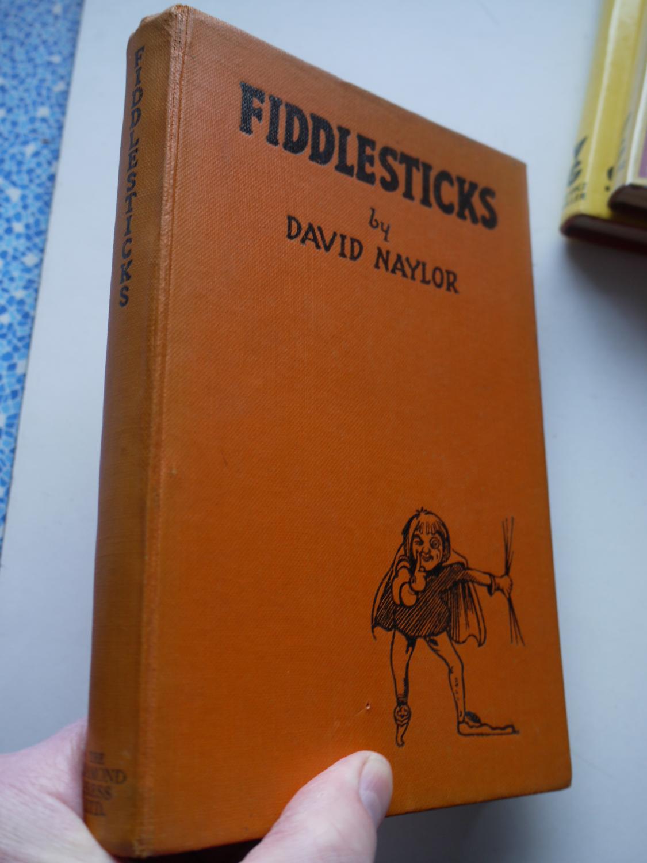 Fiddlesticks #4