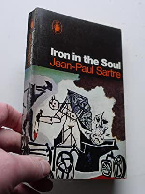 IRON IN THE SOUL: JEAN-PAUL SARTRE