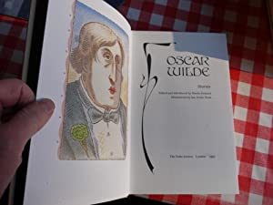 OSCAR WILDE STORIES, PLAYS AND POEMS, ESSAYS AND LETTERS. . 3 Volumes in a Slipcase: MERLIN HOLLAND