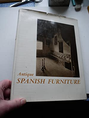 ANTIQUE SPANISH FURNITURE Muebles Antiquos Espanoles