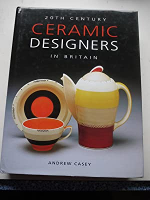 20th Century CERAMIC DESIGNERS in Britain.