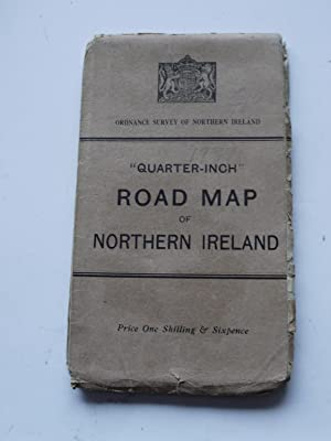 Road Map Of Ireland And Northern Ireland.The Ordnance Maps Of Northern Ireland Abebooks