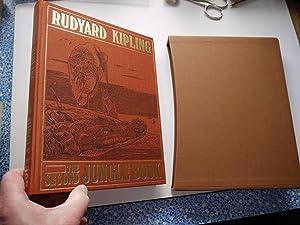 THE SECOND JUNGLE BOOK: RUDYARD KIPLING.