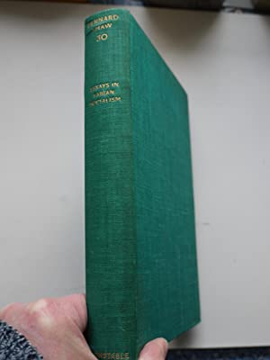 THE WORKS OF BERNARD SHAW. Volume 30.: GEORGE BERNARD SHAW