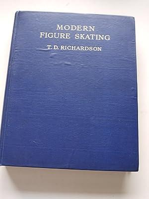 MODERN FIGURE SKATING: T.D.RICHARDSON