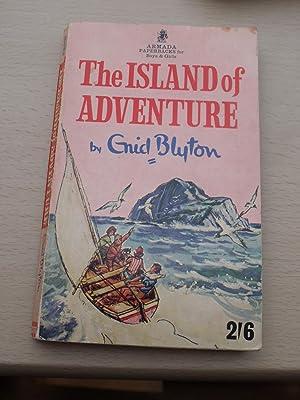 THE ISLAND OF ADVENTURE: ENID BLYTON