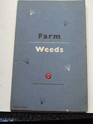 FARM WEEDS an aid to their recognition: unknown