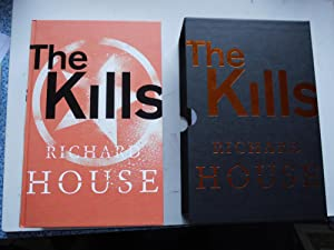 THE KILLS. Books 1-4. ** limited Edition, Signed ** Slipcase ** Longlisted for Booker Prize **
