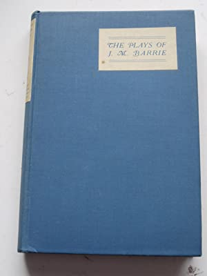 THE PLAYS OF J.M BARRIE. QUALITY STREET: J.M.BARRIE