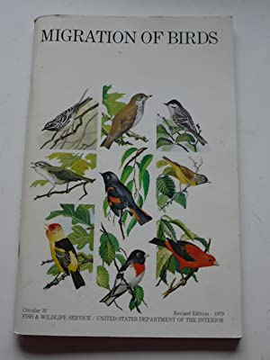 MIGRATION OF BIRDS: FREDERICK C.LINCOLN. revised