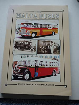 THE MALTA BUSES: JOSEPH BONNICI &
