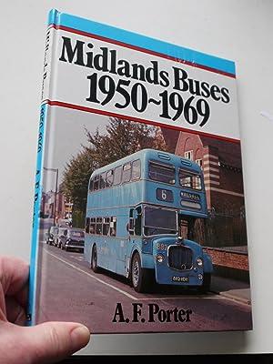 MIDLAND BUSES 1950-1969: A.F.PORTER