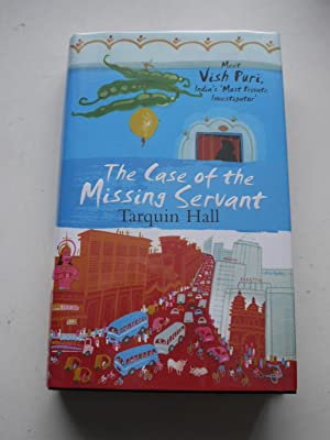 THE CASE OF THE MISSING SERVANT ** Lined * Signed * dated **