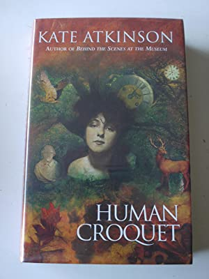 HUMAN CROQUET, *** Signed ***