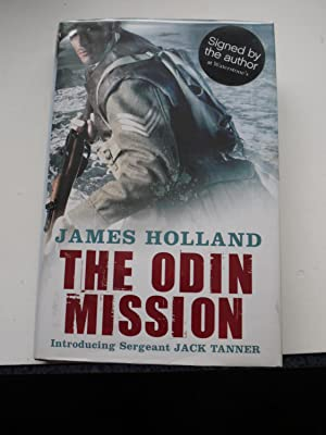 THE ODIN MISSION Jack Tanner series ** Signed **