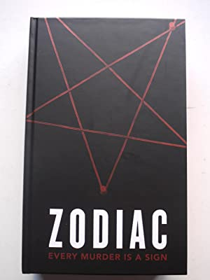 ZODIAC ** Signed * lined * Limited Edition * sprayed edges **