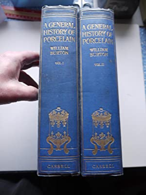 A GENERAL HISTORY OF PORCELAIN. 2 Volumes