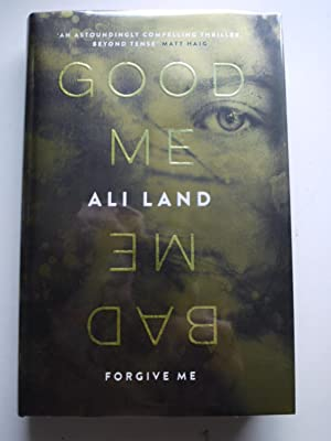 GOOD ME BAD ME ** Signed * Limited Edition * Bookmark **