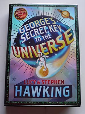 GEORGE'S SECRET KEY TO THE UNIVERSE.: LUCY & STEPHEN