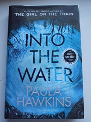 INTO THE WATER. ** Signed First Edition **