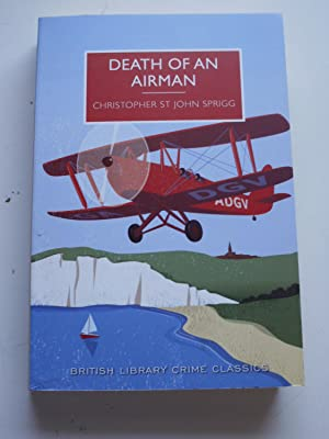 DEATH OF AN AIRMAN British library crime classics