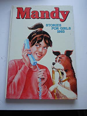 MANDY For Girls 1993 Annual