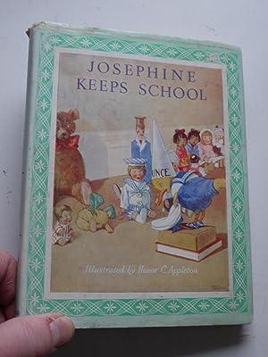 JOSEPHINE KEEPS SCHOOL: MRS H.C.CRADOCK HONOR
