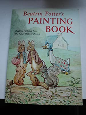 Peter Rabbit\'s Painting Book by Potter Beatrix - AbeBooks