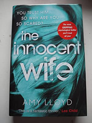 THE INNOCENT WIFE, ** Signed * Limited Edition* sprayed edges **