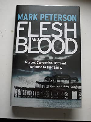 FLESH AND BLOOD ** Signed **