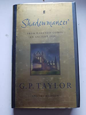 SHADOWMANCER Special Edition ** Signed **