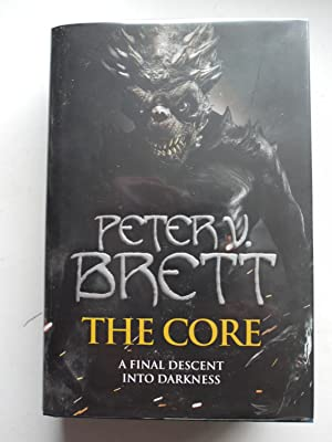 THE CORE. ** Signed * Limited Edition of 100 ** stamped Avatar * sprayed page edges **
