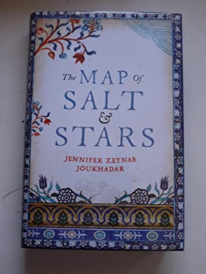 THE MAP OF SALT & STARS ** Signed * Limited Edition * Bookmark **