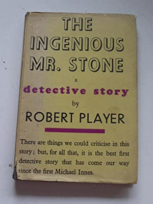 THE INGENIOUS MR.STONE or The Documents in the Langton-Miles Case