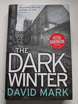 THE DARK WINTER ** Signed & dated **