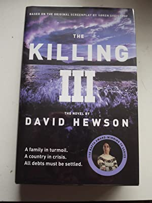 THE KILLING III *** Signed ***