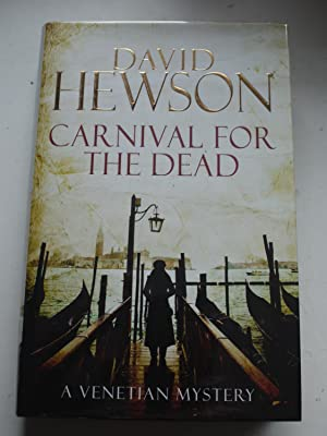 CARNIVAL FOR THE DEAD *** Signed ***