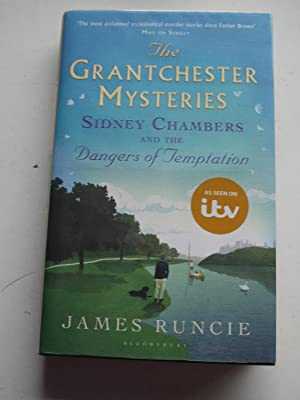 SIDNEY CHAMBERS and the DANGERS OF TEMPTATION *** Signed *** Grantchester Mysteries