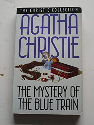 THE MYSTERY OF THE BLUE TRAIN the christie collection