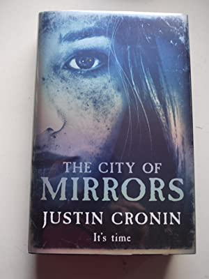 THE CITY OF MIRRORS * Limited Edition* Signed * sprayred edges **