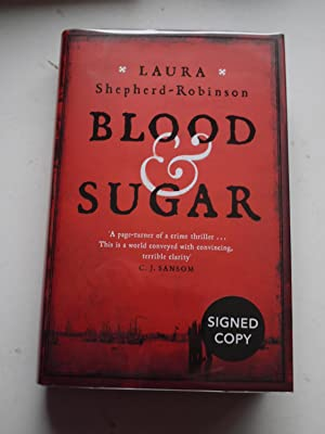 BLOOD & SUGAR ** Signed ** Limited Edition **