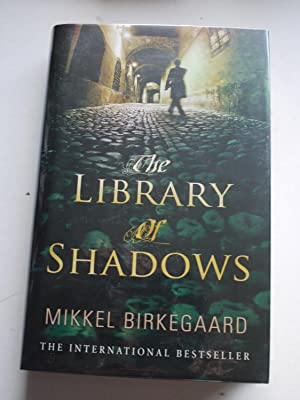 THE LIBRARY OF SHADOWS, *** Signed ***