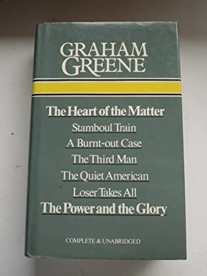 OMNIBUS The Heart of the matter, stamboul: GRAHAM GREENE