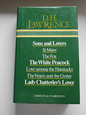 OMNIBUS Sons and Lovers, St Mawr, The Fox, The White Peacock, Love among the Haystacks, The Virgi...