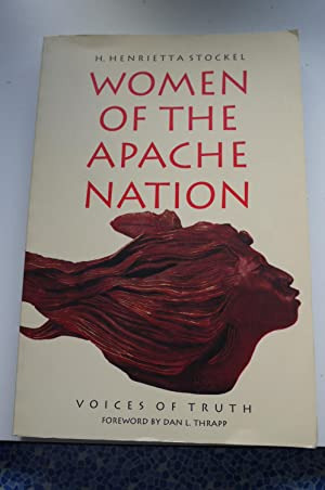 WOMEN OF THE APACHE NATION.