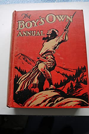 THE BOY'S OWN ANNUAL Volume 56, 1933-1934.