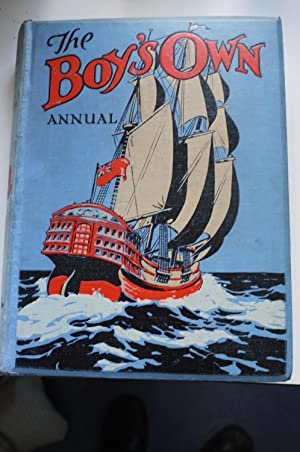 THE BOY'S OWN ANNUAL Volume 51 1928-1929