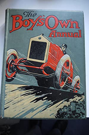 THE BOY'S OWN ANNUAL Volume 49 1926-1927