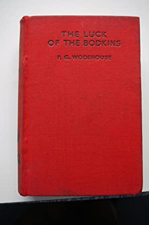 THE LUCK OF THE BODKINS,: P.G.WODEHOUSE.