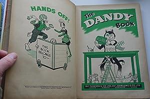 THE DANDY BOOK 1955: various contibuters